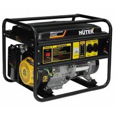 Генератор Huter DY6500L электростартер