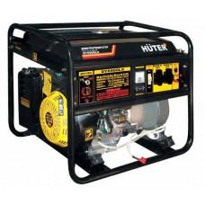 Генератор Huter DY6500LХ электростартер с пультом