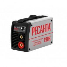 Сварочный аппарат Ресанта САИ 190К (компакт)
